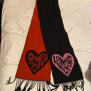 Victoria's Secret 4 color changeable scarf